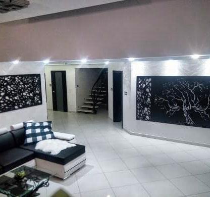 Fabryka Pomyslow-obraz-panele scienne-drzewo-liscie-duzy format3